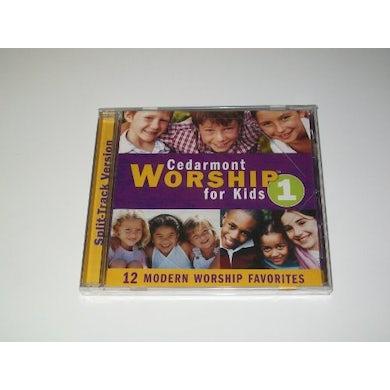Cedarmont Kids WORSHIP FOR KIDS VOLUME 1 CD