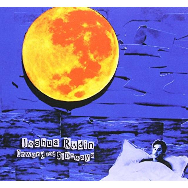 Joshua Radin ONWARD & SIDEWAYS CD