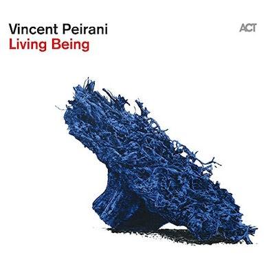 Vincent Peirani LIVING BEING CD