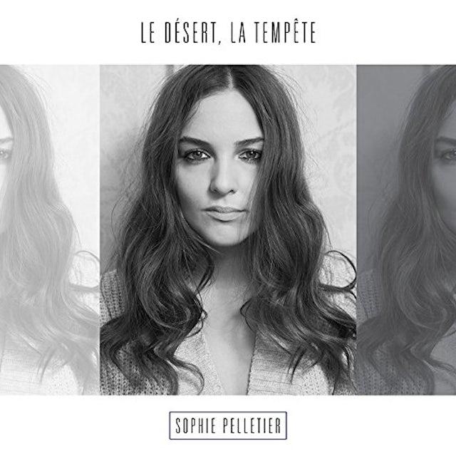 Sophie Pelletier LE DESERT LA TEMPETE CD
