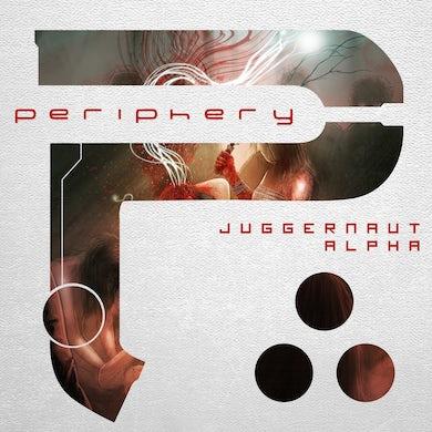 Periphery JUGGERNAUT ALPHA CD