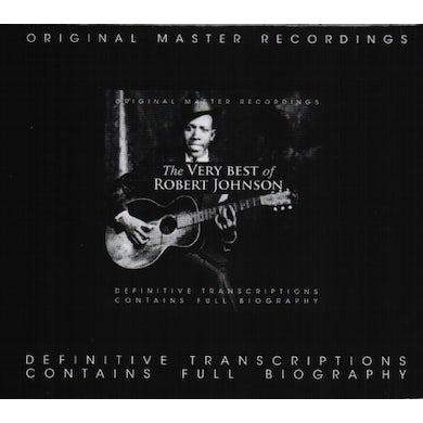 Robert Johnson VERY BEST OF CD