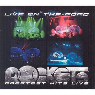 Rockets ON THE ROAD CD