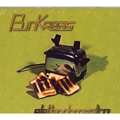 PUNKREAS ELETTRODOMESTICO CD