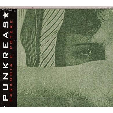 PUNKREAS PARANOIA E POTERE CD