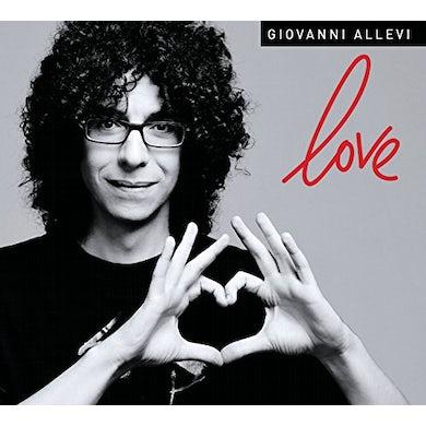 Giovanni Allevi LOVE Vinyl Record