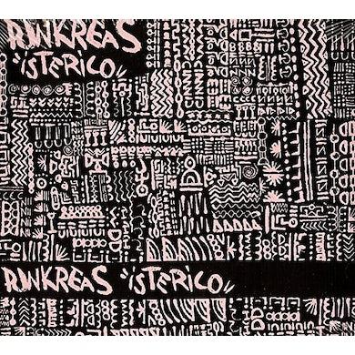 ISTERICO / UNITED RUMORS OF PUNKREAS CD