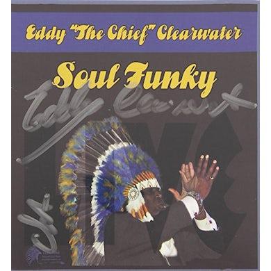 Eddy Clearwater SOUL FUNKY CD