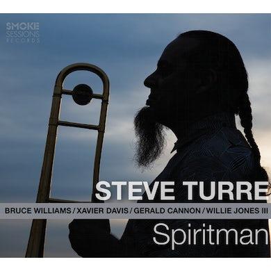 Steve Turre SPIRITMAN CD