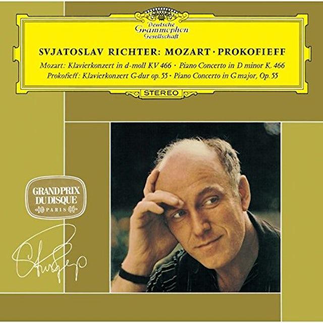 Sviatoslav Richter MOZART: PIANO CONCERTO NO. 20 / PROKO CD