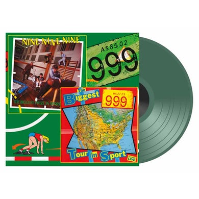 999 BIGGEST PRIZE IN SPORT / BIGGEST TOUR IN SPORT Vinyl Record