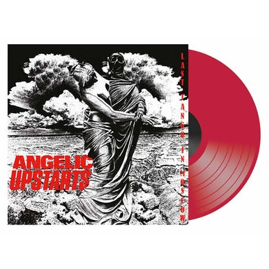 Angelic Upstarts LAST TANGO IN MOSCOW Vinyl Record - Colored Vinyl, UK Release