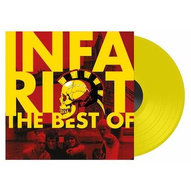 Infa Riot BEST OF Vinyl Record - Colored Vinyl, UK Release