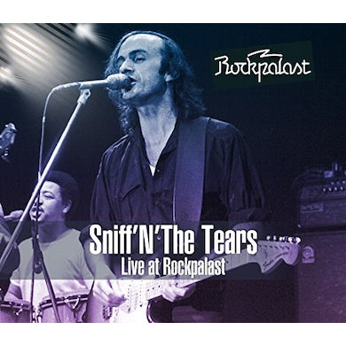 Sniff 'n' the Tears LIVE AT ROCKPALAST CD