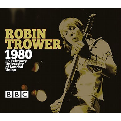 Robin Trower ROCK GOES TO COLLEGE CD