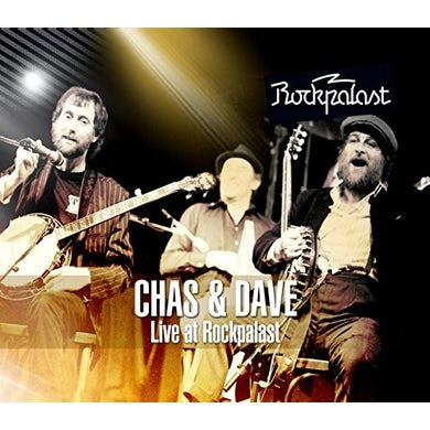Chas & Dave LIVE AT ROCKPALAST CD