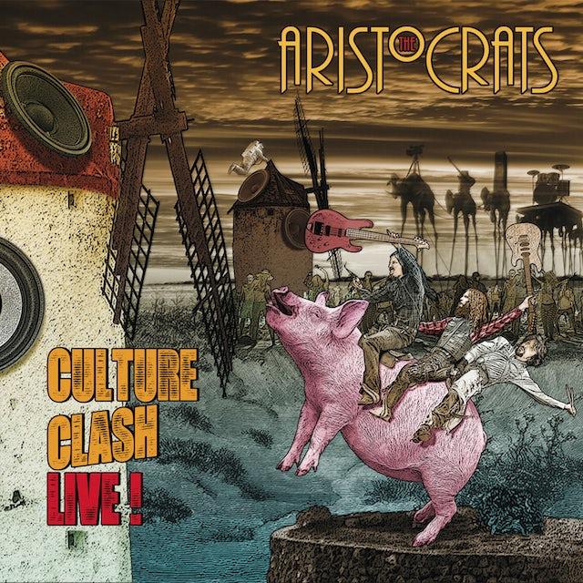 Aristocrats CULTURE CLASH: LIVE CD