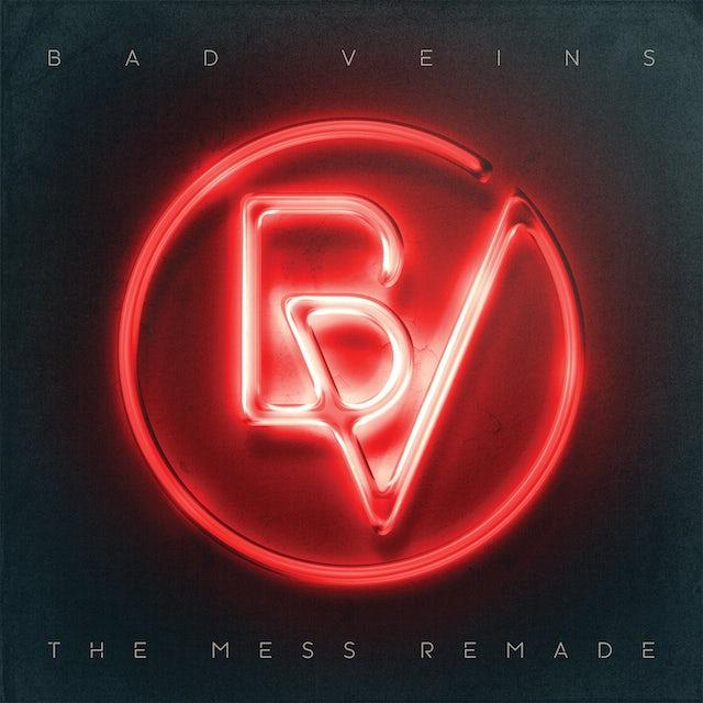 Bad Veins MESS REMADE CD
