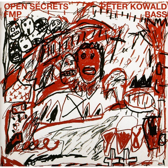 Peter Kowald OPEN SECRETS CD