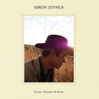 Simon Joyner GRASS BRANCH & BONE Vinyl Record