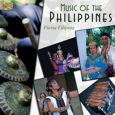 MUSIC OF THE PHILIPPINES - FIESTA FILIPINA CD