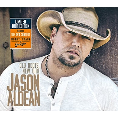 Jason Aldean OLD BOOTS NEW DIRT: DELUXE CD