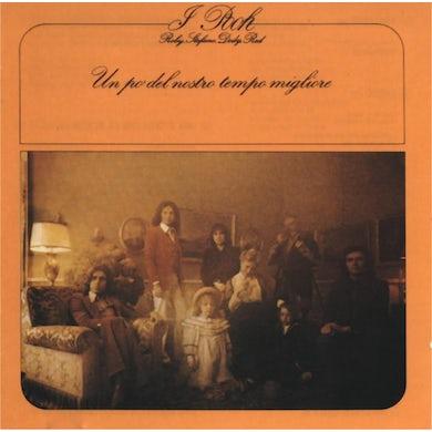 POOH UN PO' DEL NOSTRO TEMPO MIGLIORE Vinyl Record