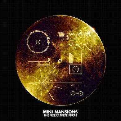 Mini Mansions GREAT PRETENDERS CD
