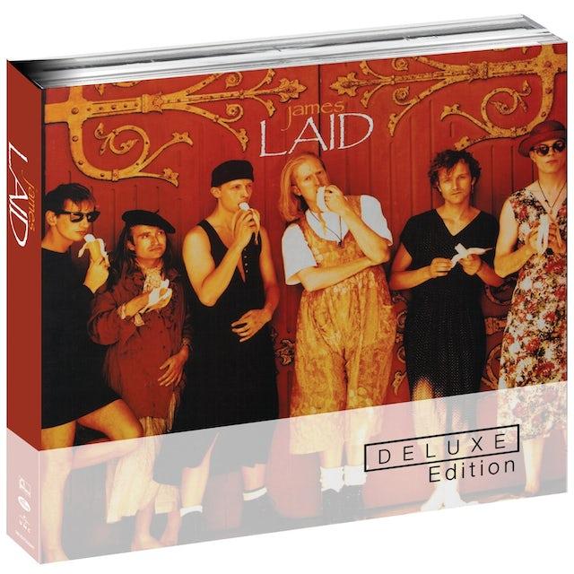 James LAID CD