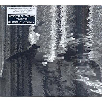CARTER TUTTI PLAYS CHRIS & COSEY Vinyl Record