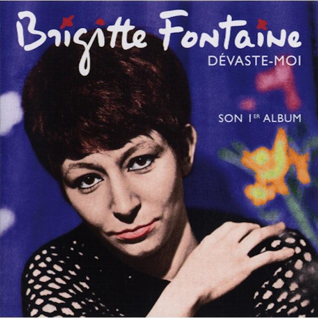 Brigitte Fontaine DEVASTE-MOI CD