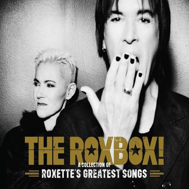 ROXBOX: A COLLECTION OF ROXETTE'S GREATEST CD