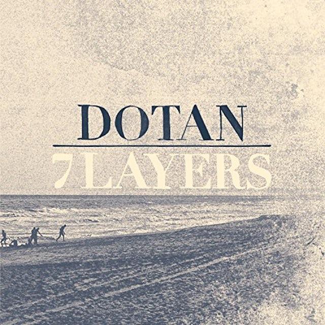 Dotan 7 LAYERS CD