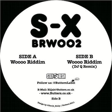 SX WOOOOARIDDIM / DJ Q REMIX Vinyl Record