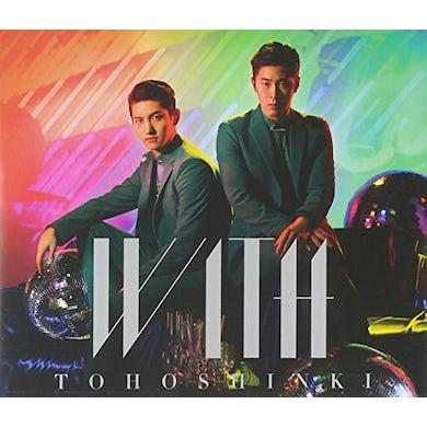 Tohoshinki WITH-B VER. (LIMITED EDITION) CD