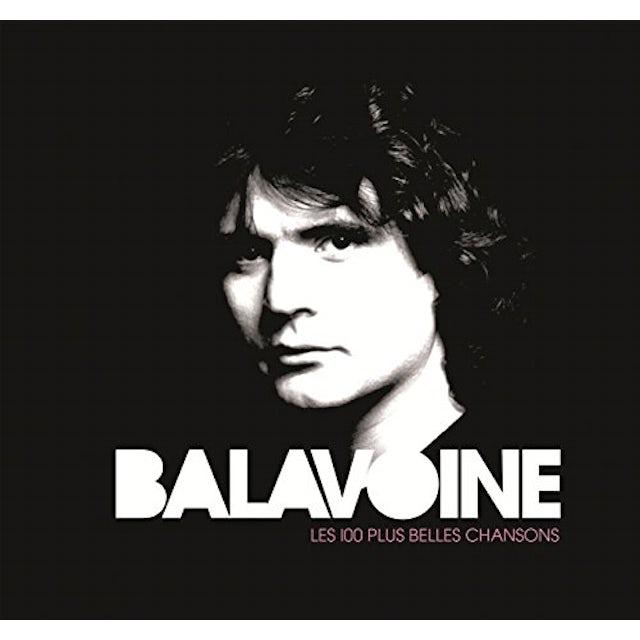Daniel Balavoine LES 100 PLUS BELLES CHANSONS CD