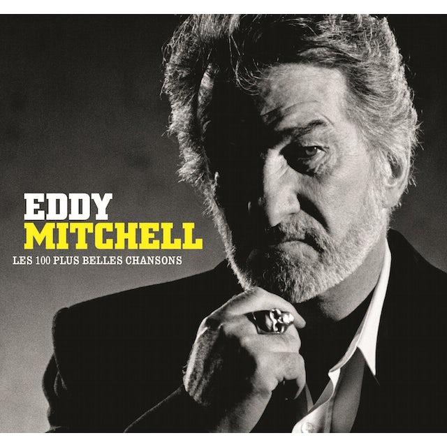 Eddy Mitchell LES 100 PLUS BELLES CHANSONS CD