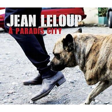 Jean Leloup PARADIS CITY Vinyl Record