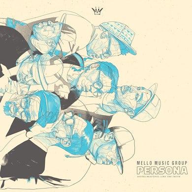 Mello Music Group PERSONA CD