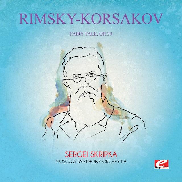 Rimsky-Korsakov FAIRY TALE 29 CD