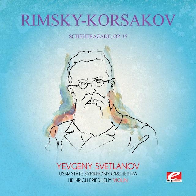 Rimsky-Korsakov SCHEHERAZADE 35 CD