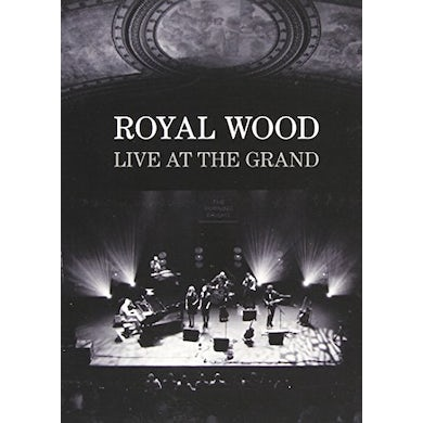 LIVE AT THE GRAND DVD