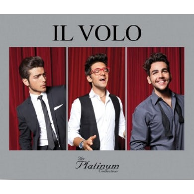 Il Volo PLATINUM COLLECTION CD