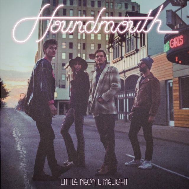 Houndmouth LITTLE NEON LIMELIGHT Vinyl Record