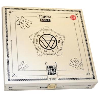 Adamski REVOLT Vinyl Record