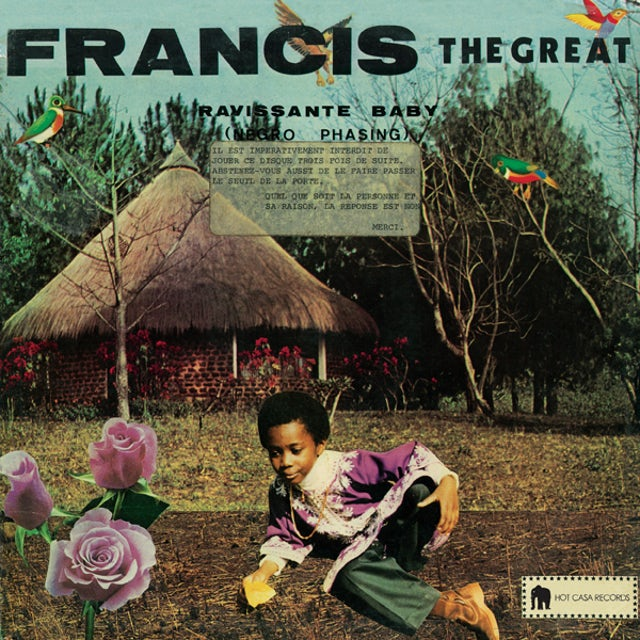 Francis The Great RAVISSANTE BABY Vinyl Record
