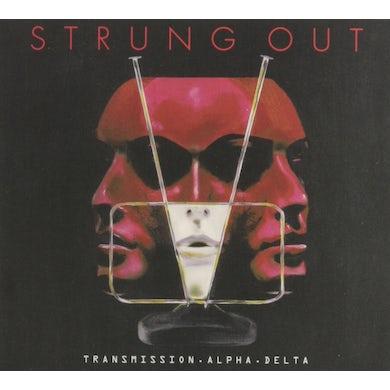 Strung Out TRANSMISSION.ALPHA.DELTA CD