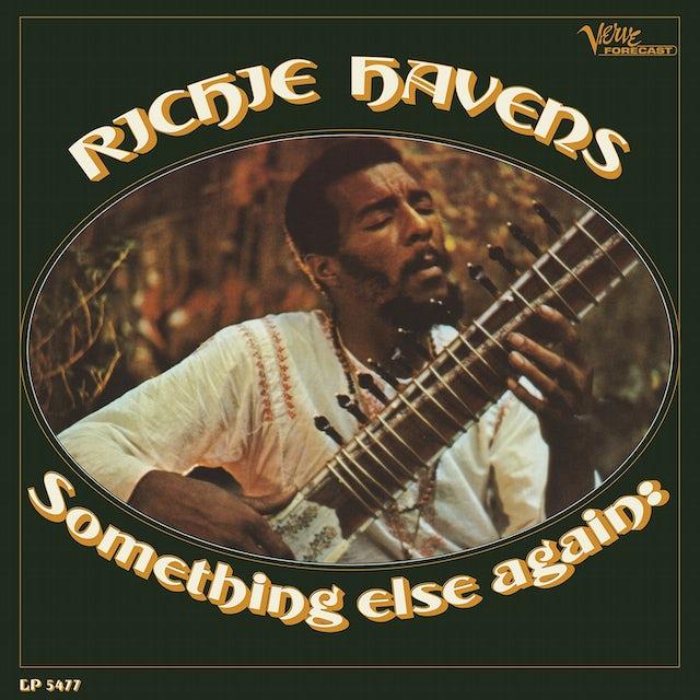 Richie Havens SOMETHING ELSE Vinyl Record