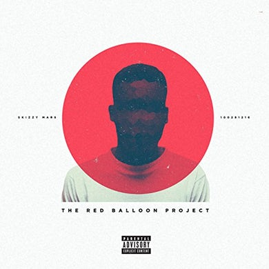 Skizzy Mars RED BALLOON PROJECT CD