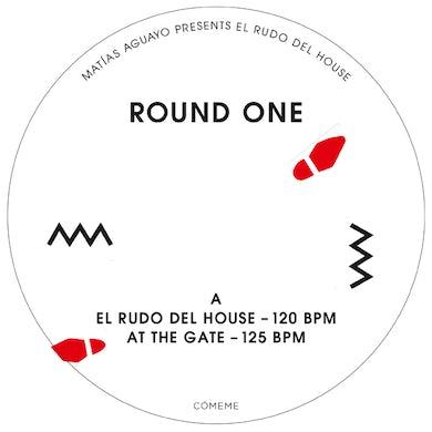 Matias Aguayo EL RUDO DEL HOUSE: ROUND ONE Vinyl Record